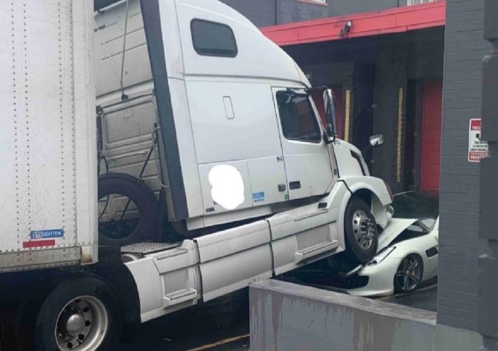 2020.5.7-Truck-Crushed-Ferrari