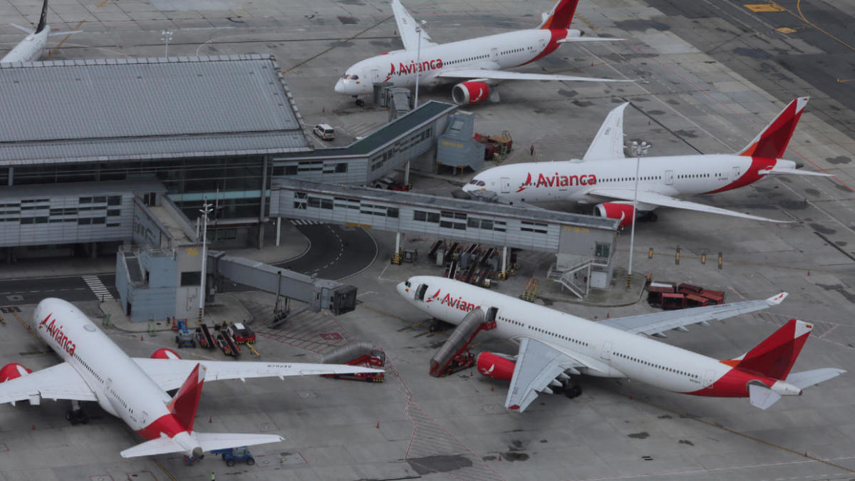 AVIANCA-HOLDING-BANKRUPTCY-AIRLINE-COLOMBIA
