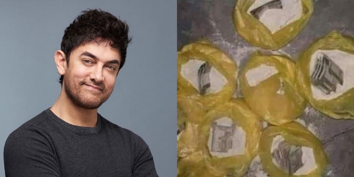 Aamir Khan Tepung