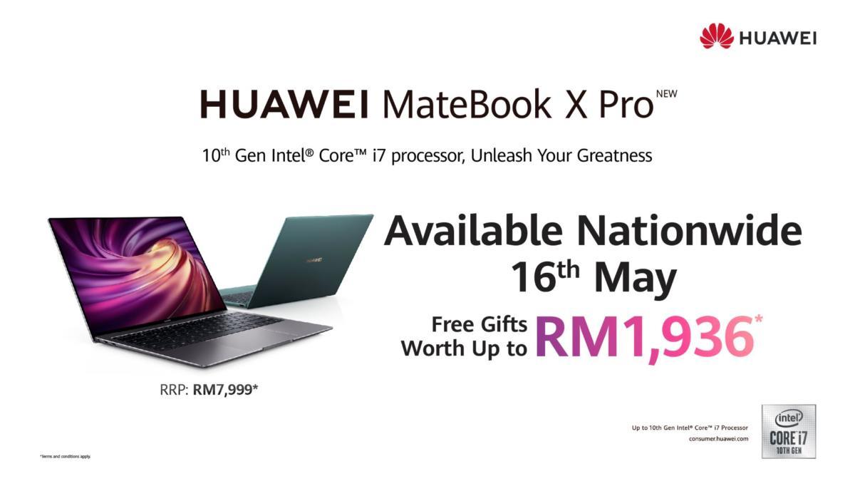HUAWEI Matebook X Pro KV