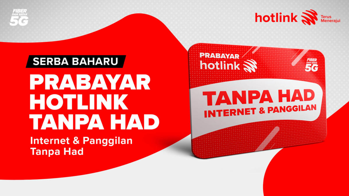 Hotlink Prepaid Unlimited (BM)
