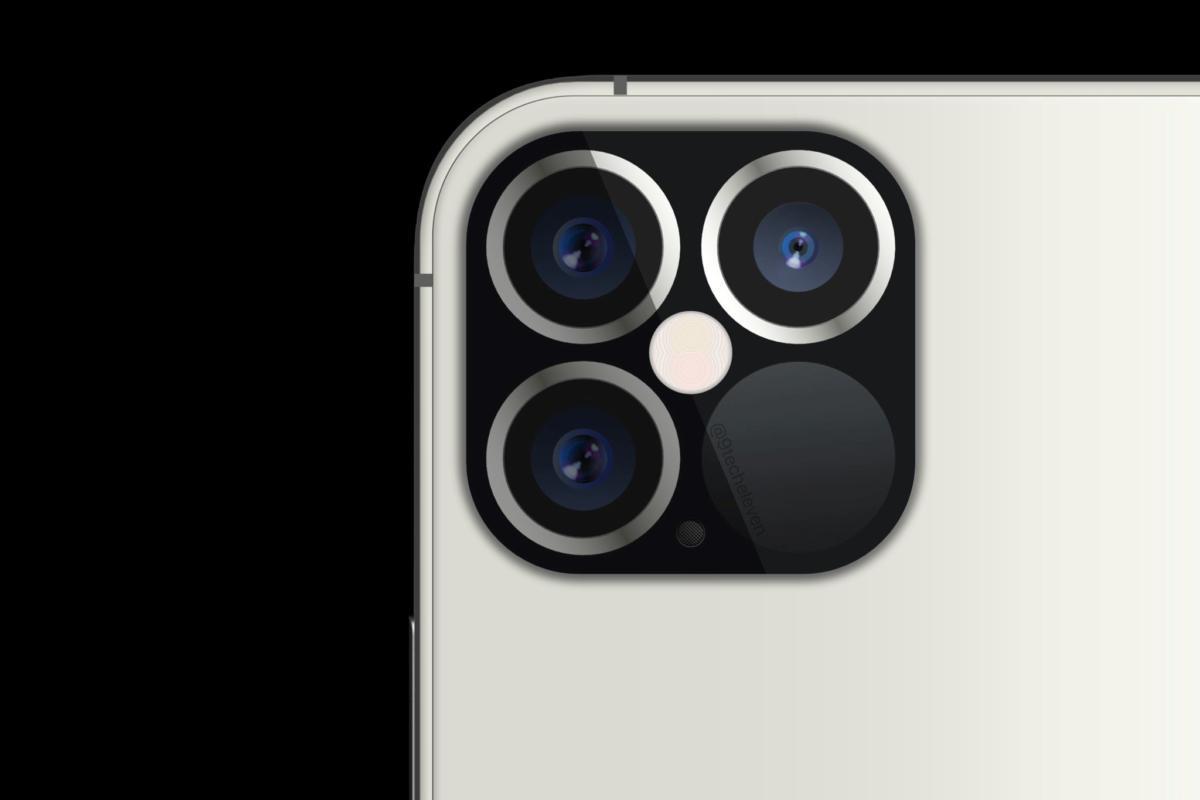 Major-iPhone-12-Pro-5G-leak-reveals-new-camera-design-and-LiDAR-scanner