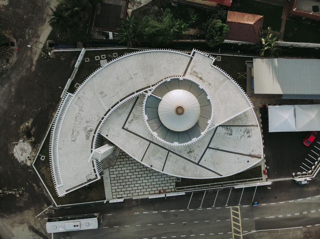 masjid bentong 2