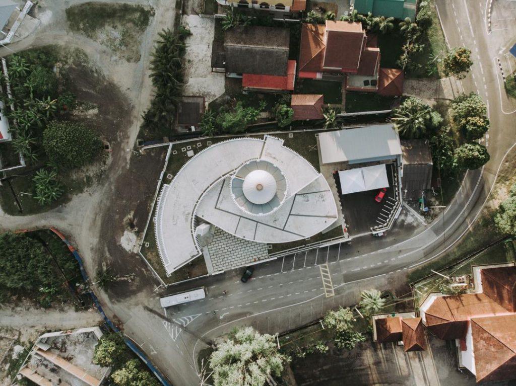 masjid bentong