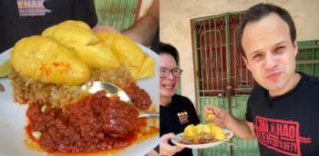 nasi goreng durian