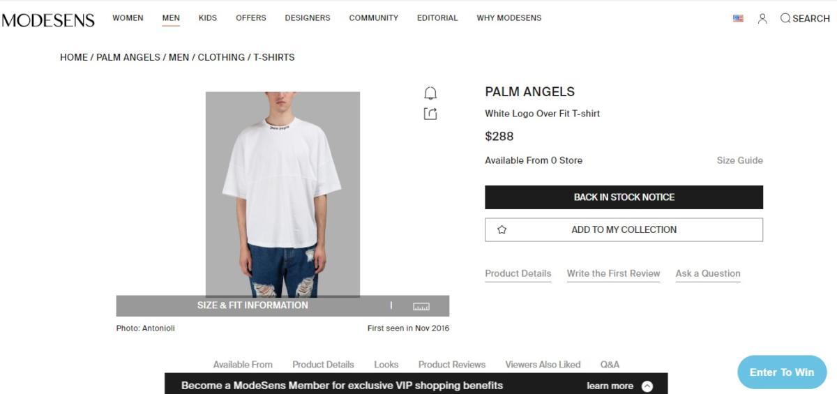 palm angels zalora 2