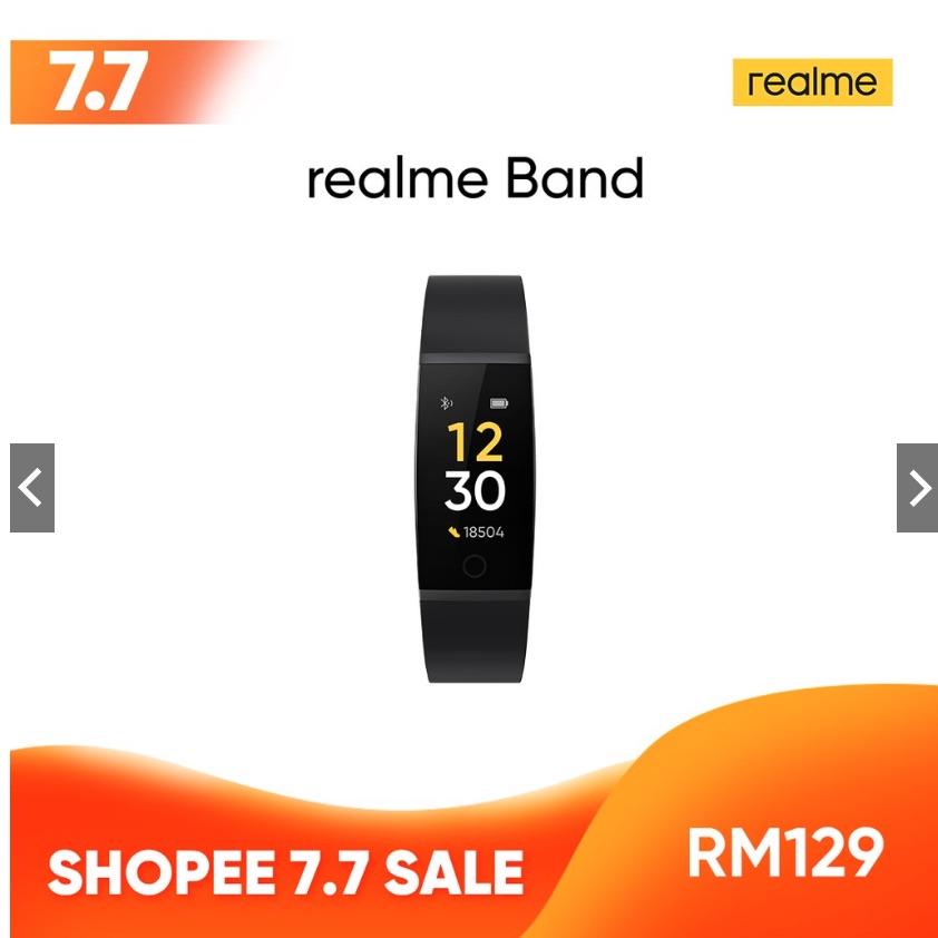 realme band 7.7