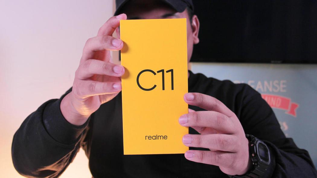 realme c11 cover