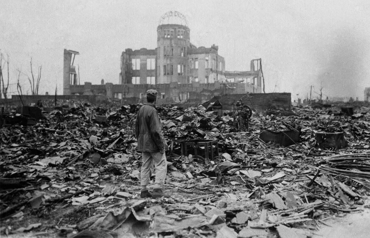Image: Nuke Free World, Hiroshima, Atomic Bomb