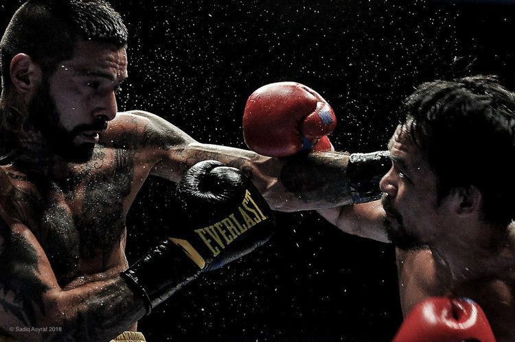 LUCAS MATTHYSSE, MANNY PACQUIAO