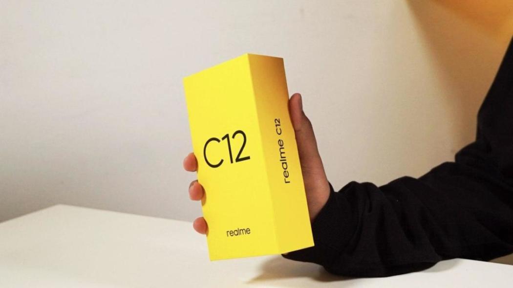 c12 realme