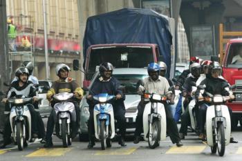 Baris Motosikal