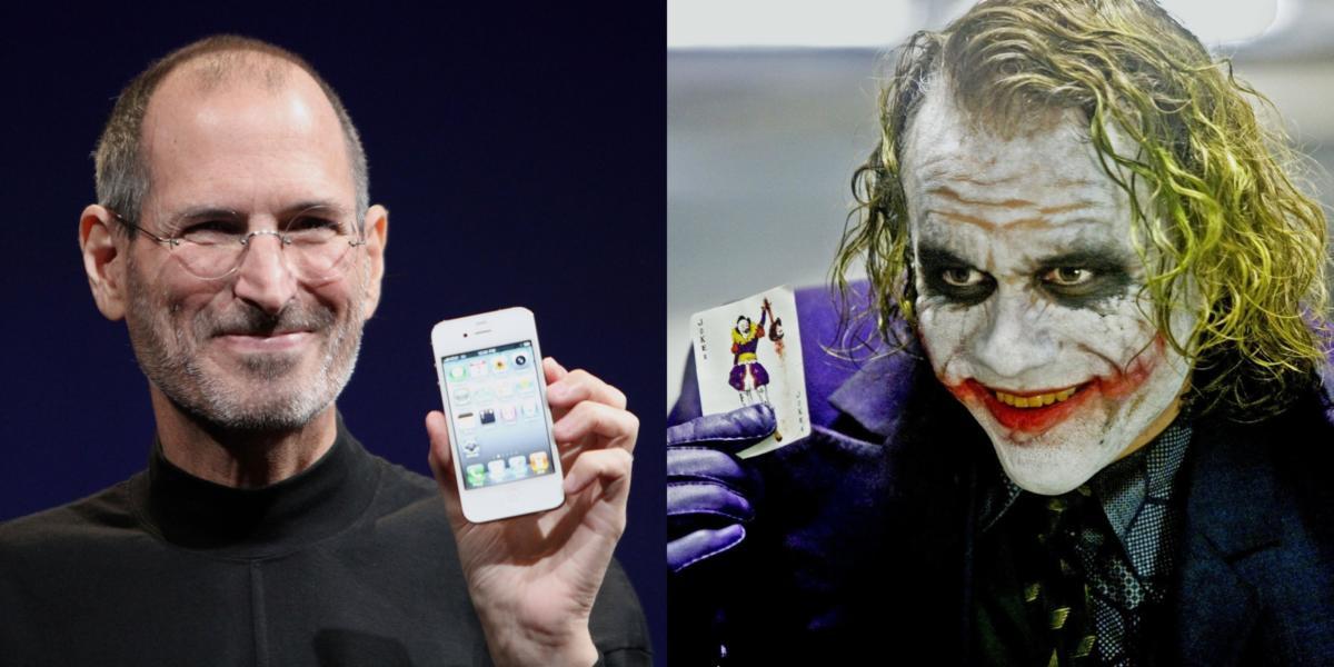 Steve Jobs Joker