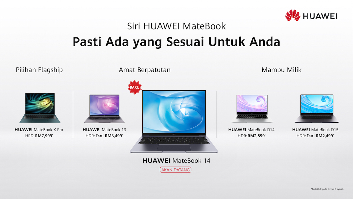 MateBook14 series coming soon BM