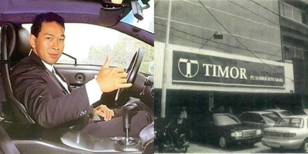 Suharto TIMOR