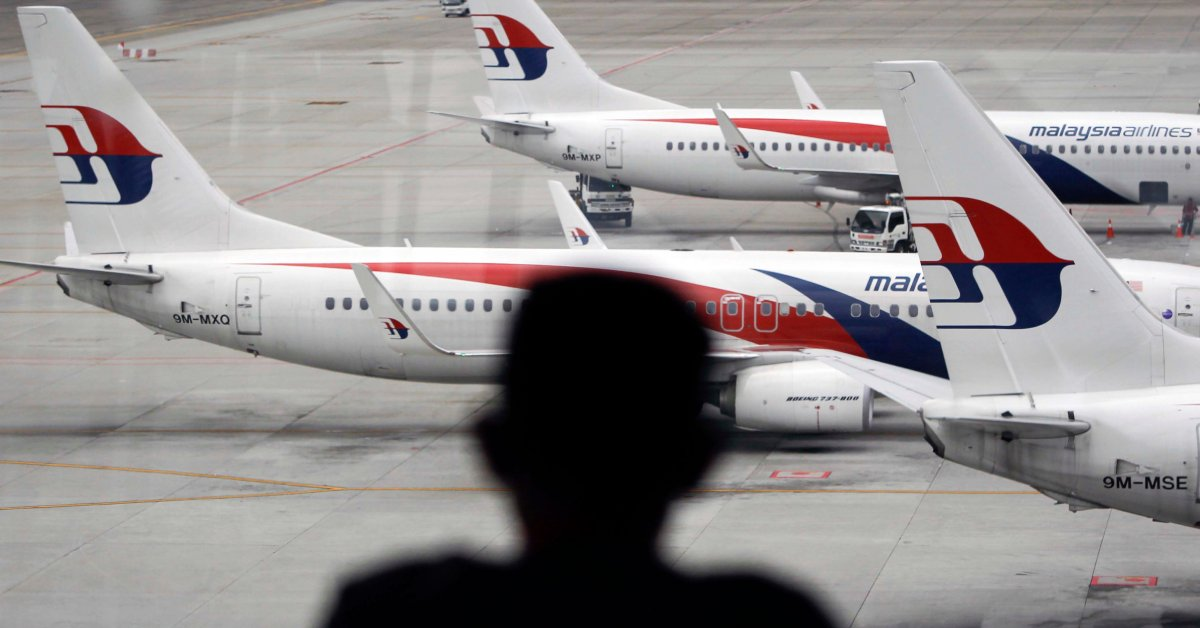 Malaysia Missing Plane