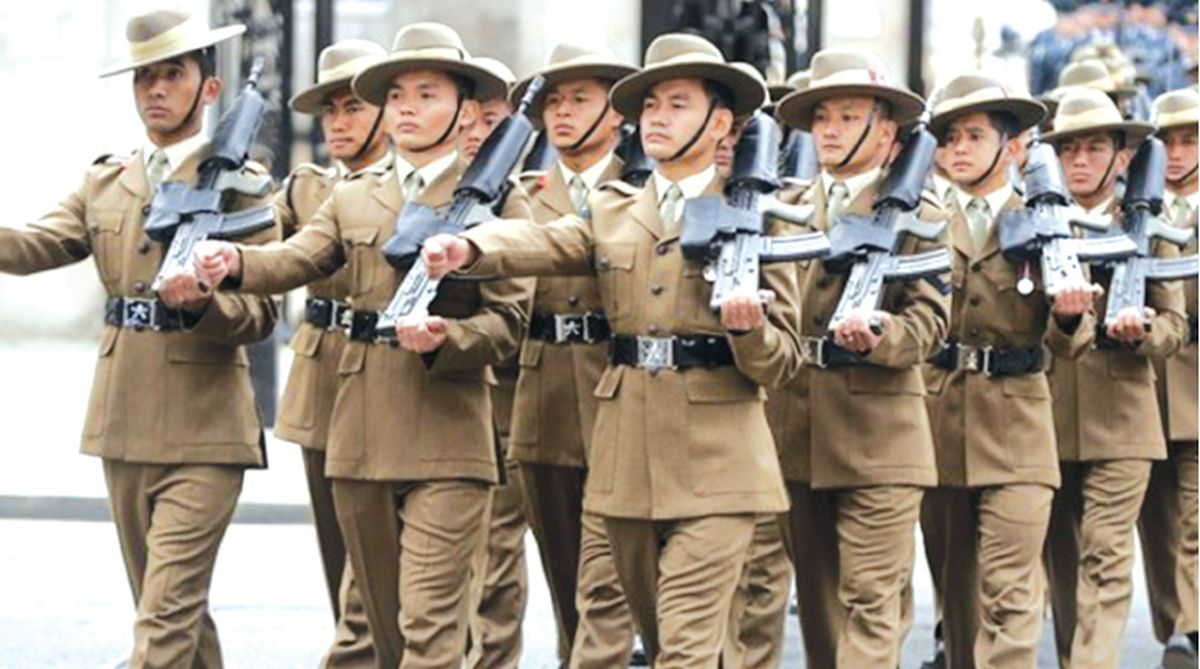 British-Gurkhas