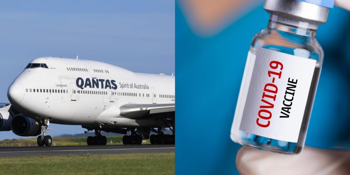 Qantas Vaccine