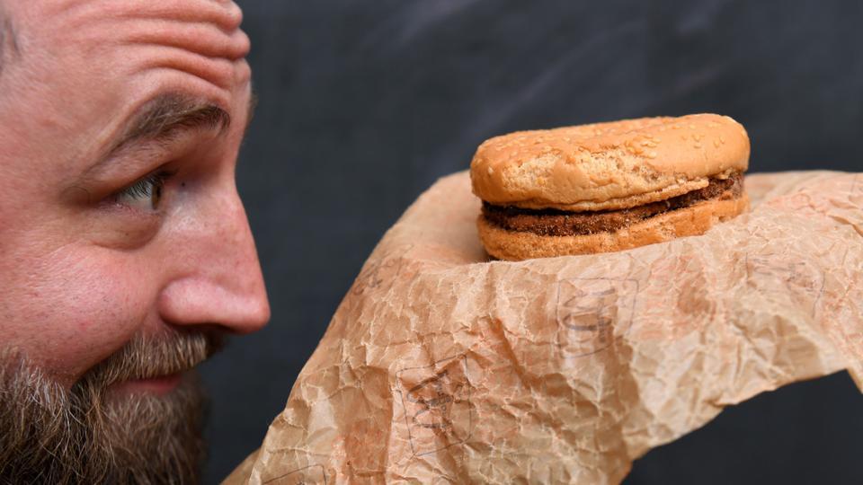 burger mcdonalds