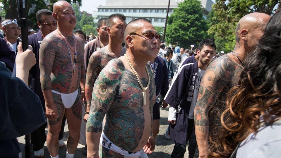 yakuza zunita 1