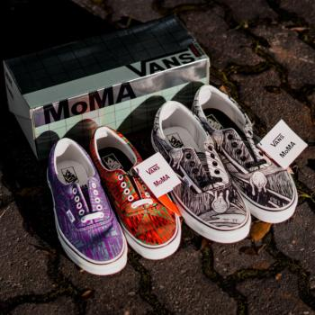 Vans MOMA Featured