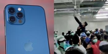 kilang iphone india