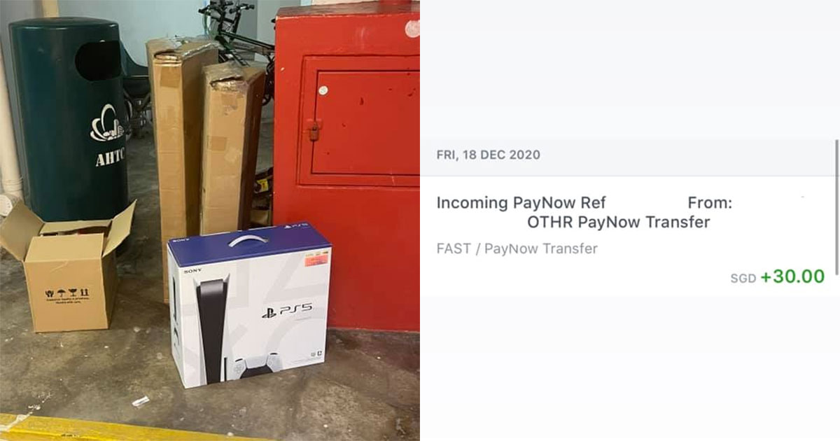 ps5-box-empty-sold-singapore