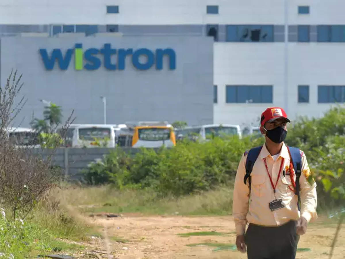 wistron-estimates-loss-in-employees-violence-at-karnataka-plant-at-rs-437-70-crore