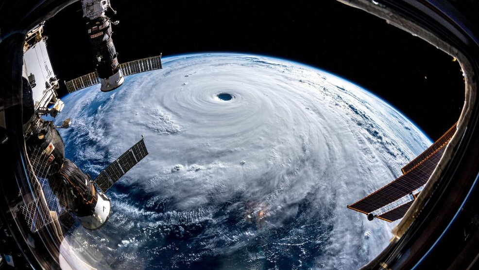 Breathtaking views of Earth from the International Space Station