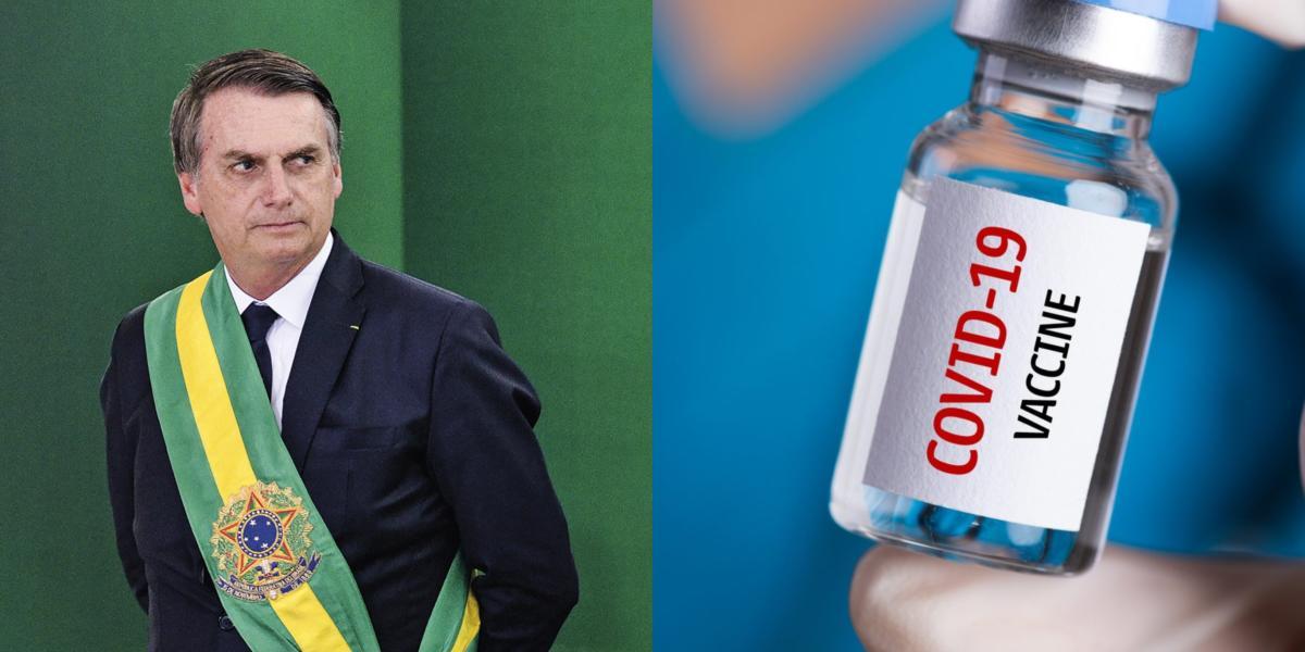 Jair Bolsanaro Brazil Vaccine