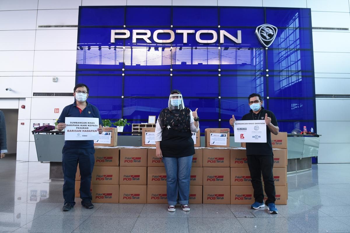 vocket-10-Kejayaan-Proton-Yang-Berjaya-Dicapai-Sepanjang-Tahun-2020-perisai-wajah-frontliner