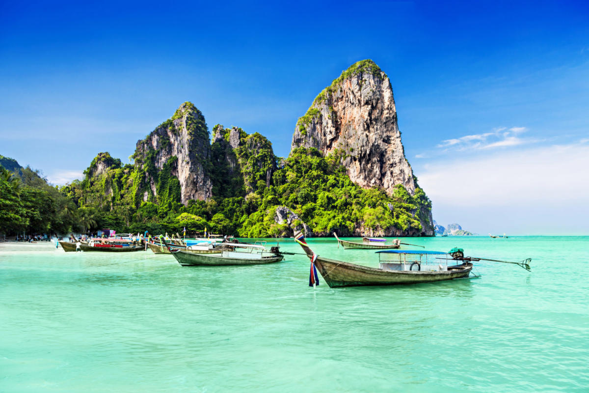 thailand-boats