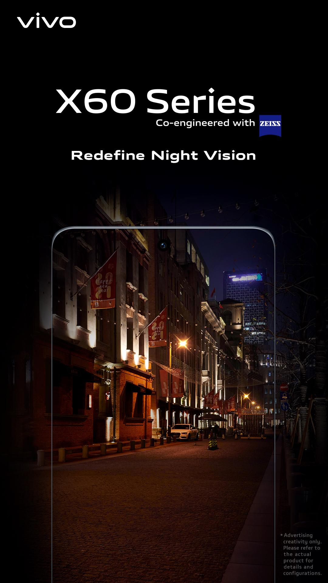 Redefine Night Vision