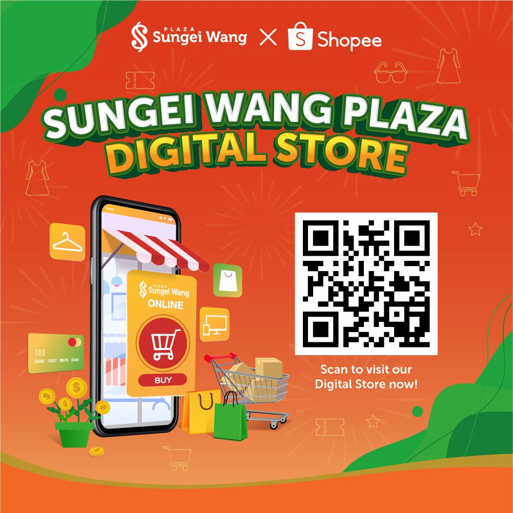 Sg Wang Plaza x Shopee