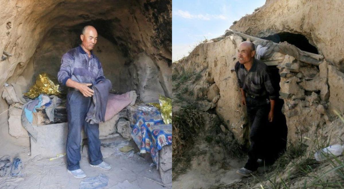 Lelaki Di China Ini Menjadi Hero Penyelamat Kepada Mangsa Perlumbaan Ultramaraton 'Maut'