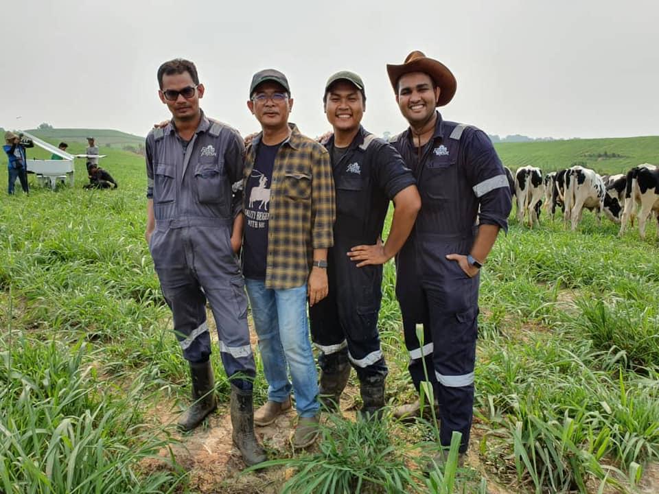 Sanggup Berhentikan Tenaga Mahir Dari Thailand, 'Boss Susu' Yakin Bakat Anak Tempatan
