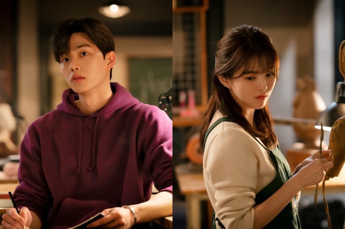 Song Kang Han So-hee 1