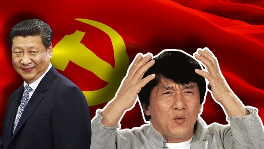 Jackie Chan Makin Dibenci Orang Setelah Nyatakan Niat Mahu Jadi Anggota Parti Komunis China
