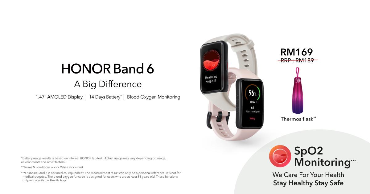 HONOR Band-6