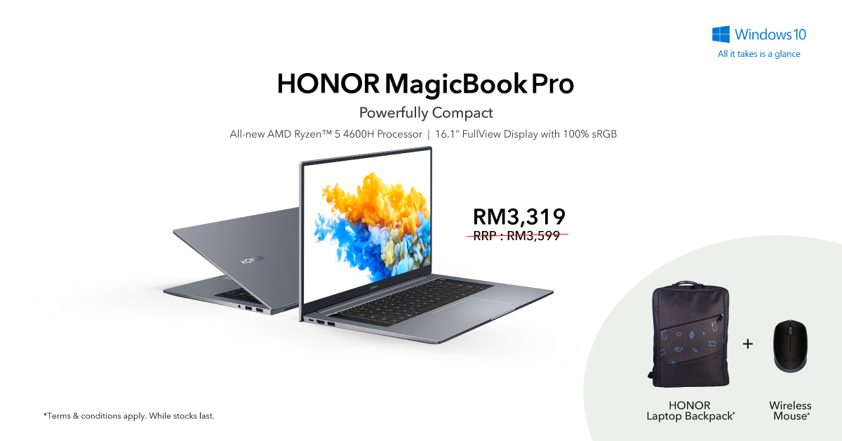 HONOR MagicBook-Pro