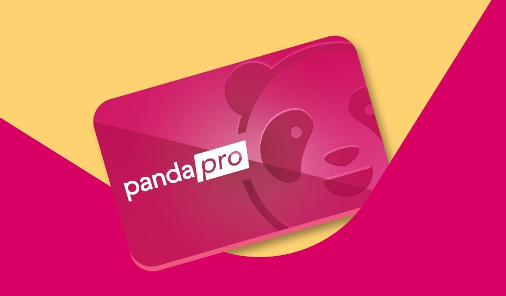 Pandapro Cover
