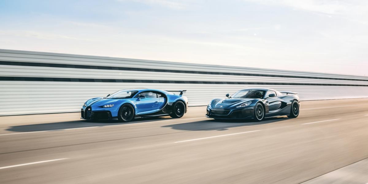 Bugatti Dan Rimac Bergabung Tubuhkan Entiti Baru, 'Bugatti Rimac'