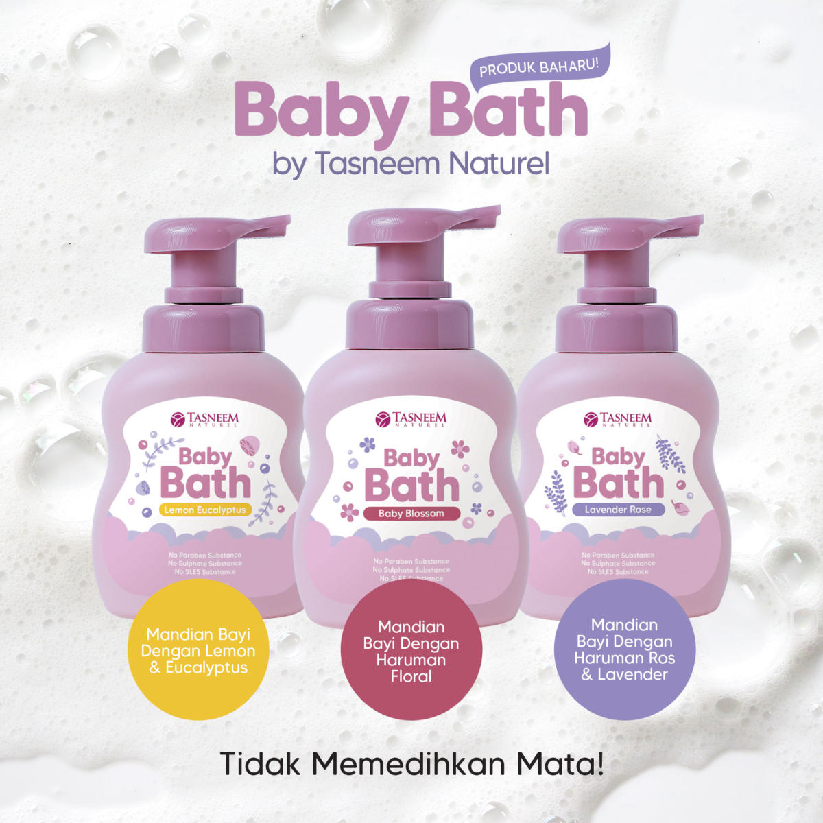 Tasneem Baby Bath