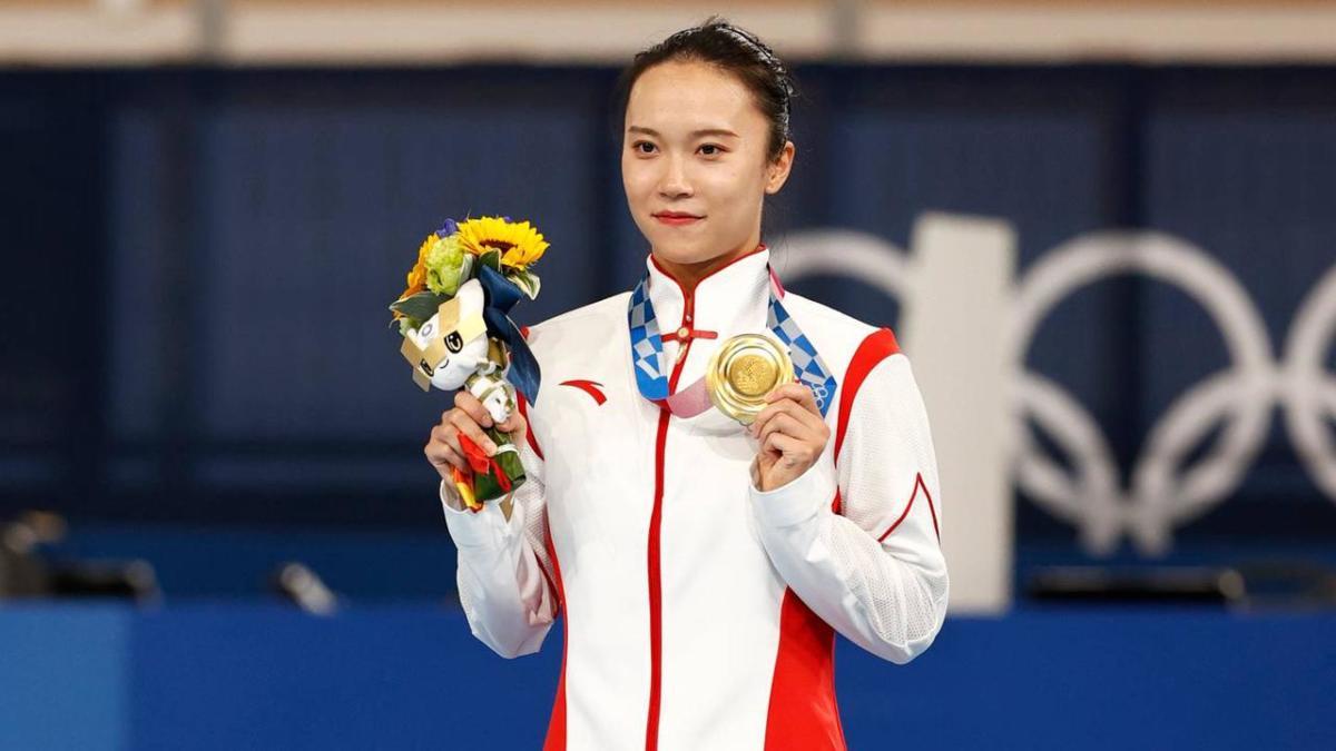 Mengelupas Tidak Sampai Sebulan, Atlet China Kongsi Kualiti Pingat Olimpik 2020