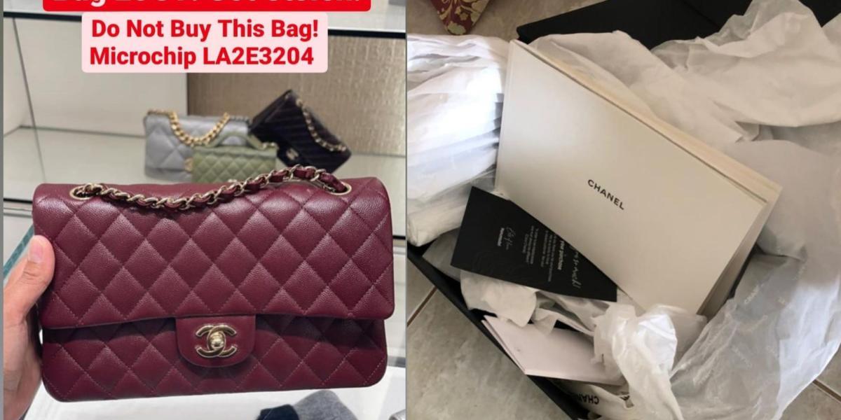 Hanya Hantar Kotak, Penjual Ini Dakwa Beg Tangan Bernilai RM35,000 Dicuri Pusat Kurier