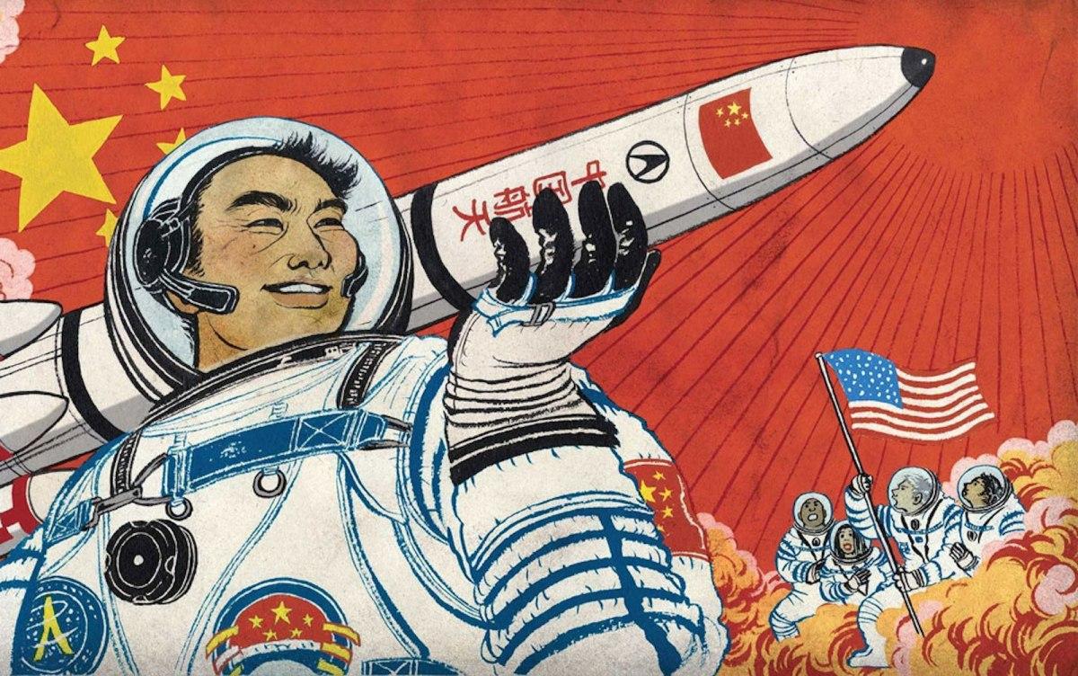 Amerika Syarikat Bimbang China Bakal Mulakan Perang Di Angkasa Lepas