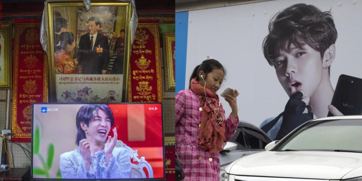 Mahu 'Selamatkan' Rakyat, China Haramkan Selebriti Lelaki Berpewatakan Feminin Muncul Di TV