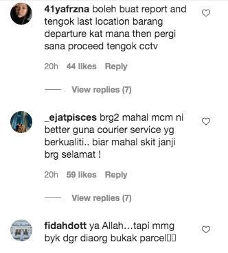 Hanya Hantar Kotak, Penjual Ini Dakwa Beg Tangan Bernilai RM35,000 Dicuri Pusat Kurier 12