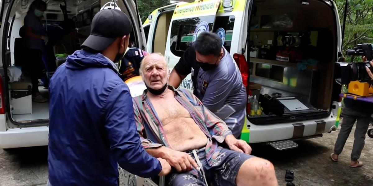 Tiga Hari Sesat Di Hutan Thailand, Lelaki 72 Tahun Ini Dedah Berjaya 'Bertahan' Dengan Minum Air Hujan