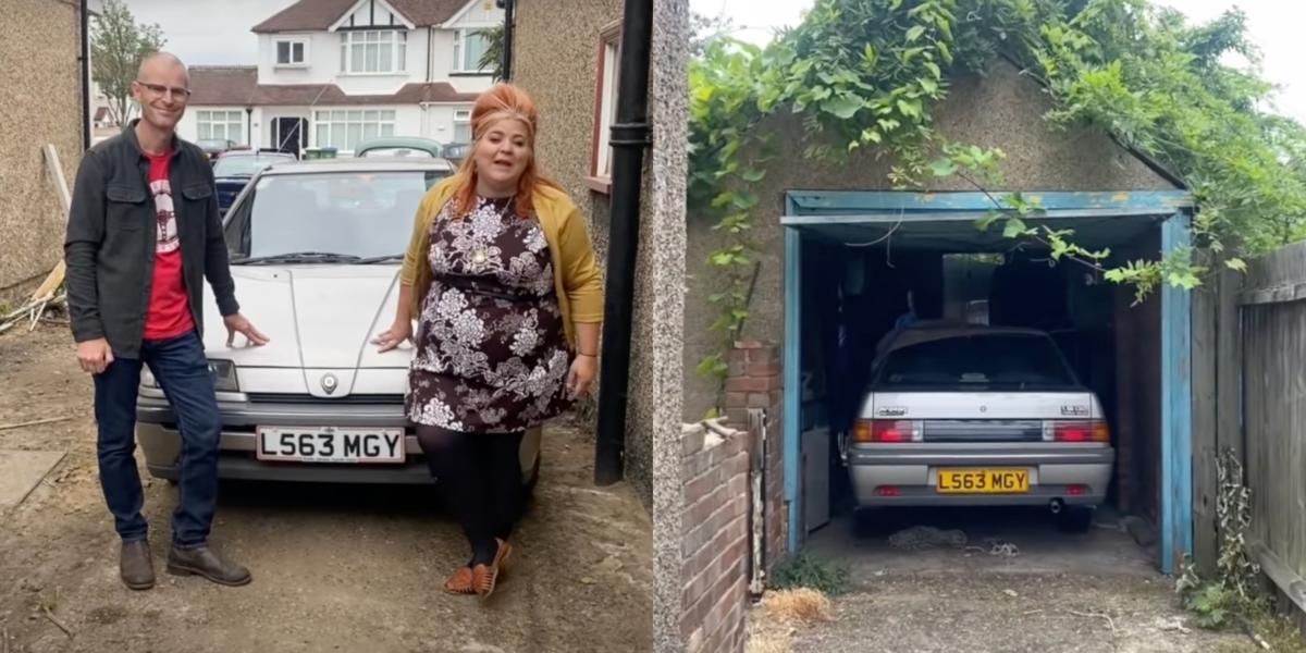 Peminat Kereta Teruja Saga Iswara 1994 Ditemui Dalam Keadaan Hampir Baharu Di UK
